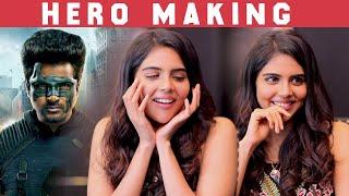 Sivakarthikeyan Didn't Believe Me - Kalyani Priyadharshan on Hero Film