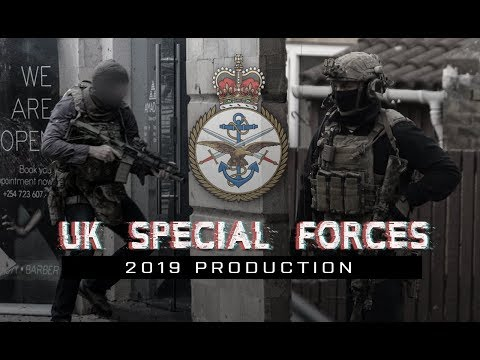 "United Kingdom Special Forces | ""Britain's Best"""