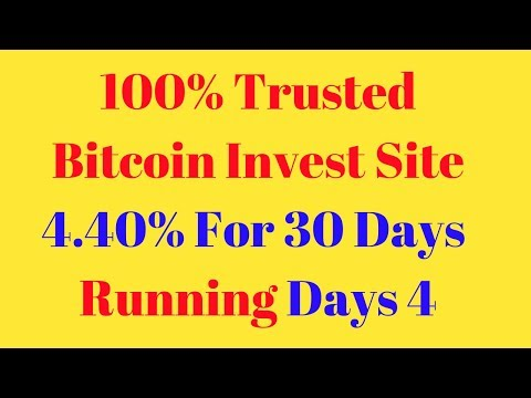 Cryptexpay Bitcoin Investment Site -100% Trusted Bitcoin Invest Site HYIP