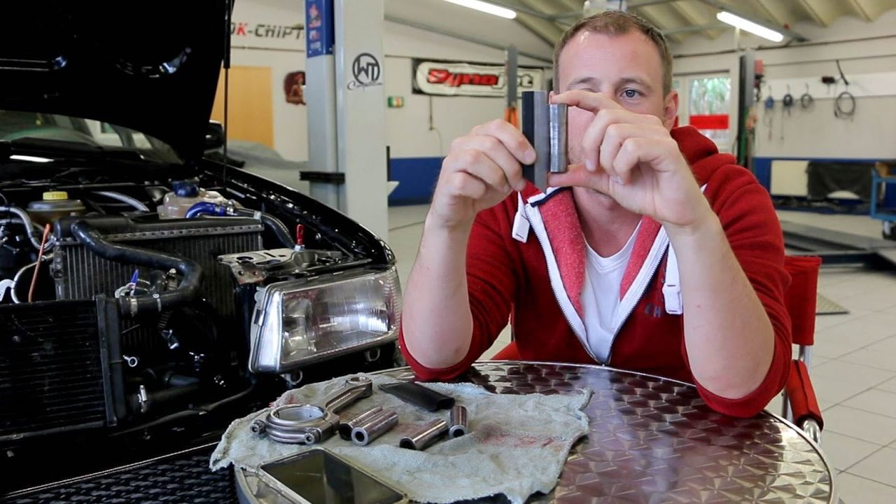 OK-Chiptuning - Audi 80 S2 5 Zylinder Turbo | Die ersten Probleme