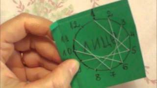Бродерия/ Изонит (Emboidery on paper) Урок за начинаещи