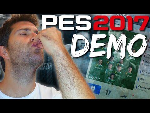 PES 2017 Demo PS3 | MI PRIMER PARTIDO... Y SIMPLEMENTE MARAVILLOSO
