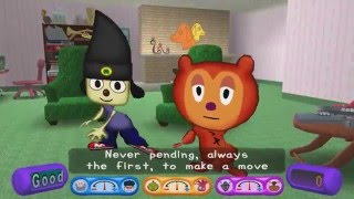 Parappa the Rapper 2 - Stage 2 (Black Hat) (MAX Difficulty)