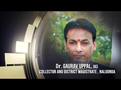 TEXA-2018: General (Individual) - Dr. Gaurav Uppal, IAS, Collector and DM, Nalgonda