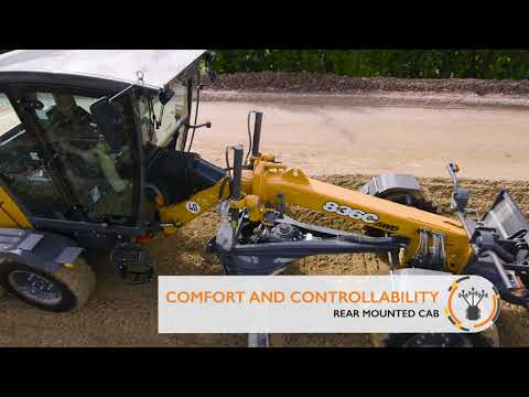 Europe: Lead The Way - CASE C Series Graders