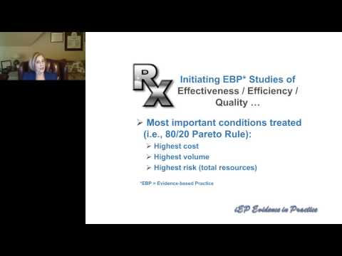 Elizabeth Leibach - Adding Value in Healthcare Delivery Uses for Clinical Laboratory...
