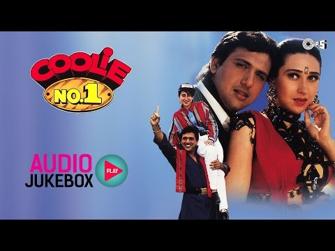 Coolie No 1 Jukebox - Full Album Songs   Govinda, Karisma Kapoor, Anand Milind