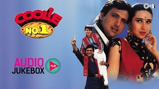 Coolie No 1 Full Songs Audio Jukebox | Govinda, Karisma Kapoor, Anand Milind | 90's Superhit Songs