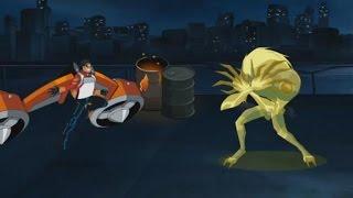 Generator Rex: Nanite Master - Super Heroes Games 4 Kids