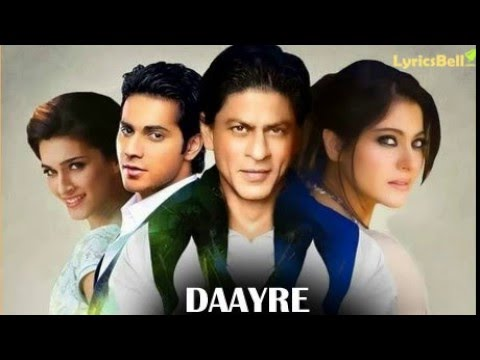 Daayre Full Song Ringtone From Dilwale