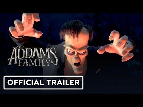 Maz - The Addams Family Returns!