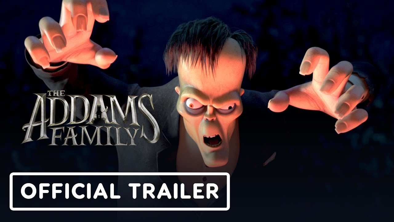 The Addams Family - Official Trailer (2019) Charlize Theron, Oscar Isaac