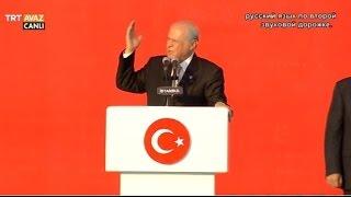 MHP Genel Başkanı Devlet Bahçeli'nin Konuşması - Demokrasi ve Şehitler Mitingi - TRT Avaz MP3