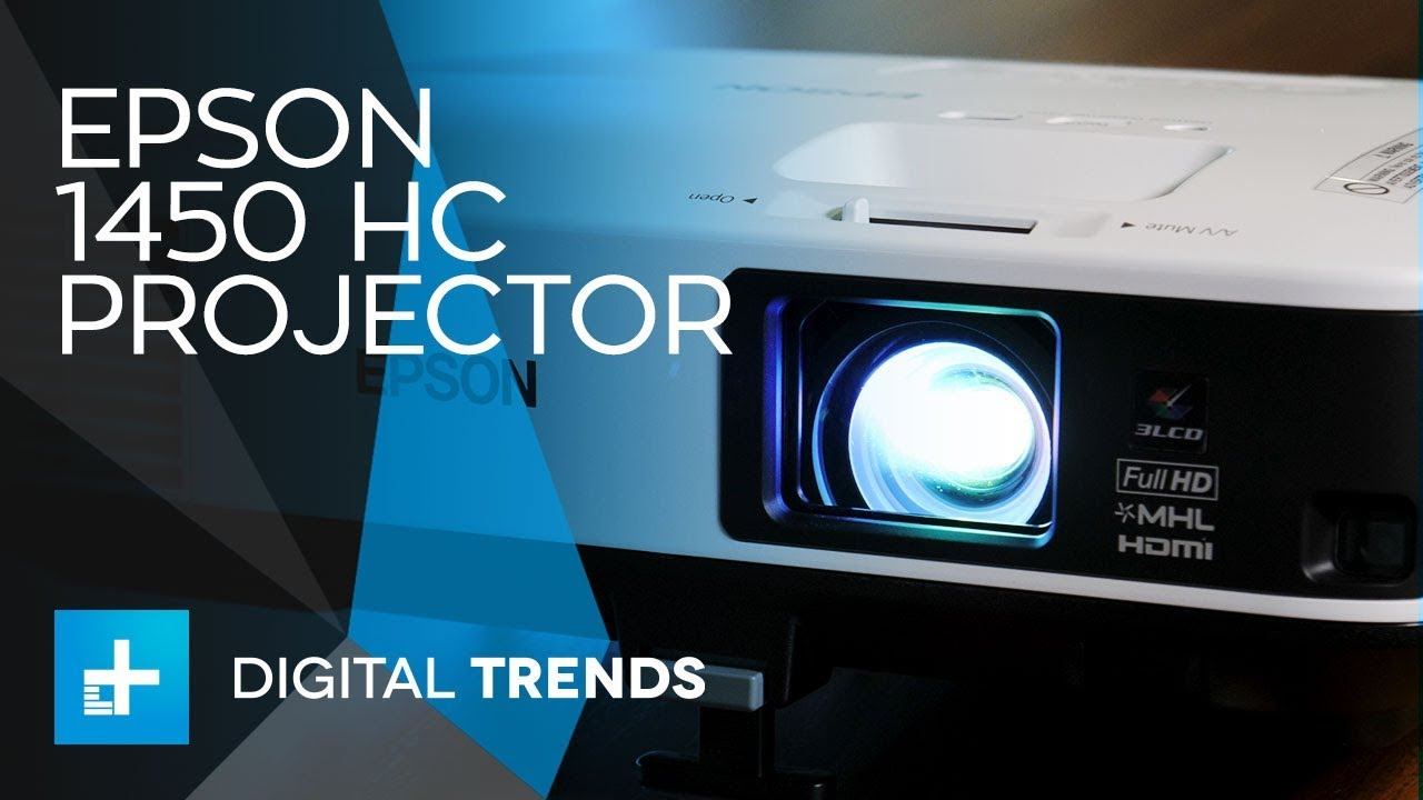 c97ac864a22022 Epson 1450 HC Projector - Hands On Review - YouTube