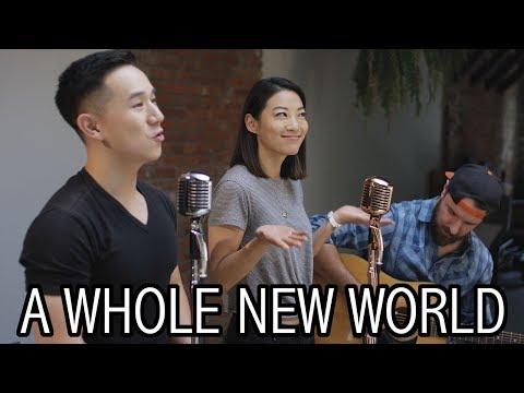 A Whole New World  Aladdin  Jason Chen x Arden Cho