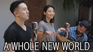 Gambar cover A Whole New World - Aladdin | Jason Chen x Arden Cho