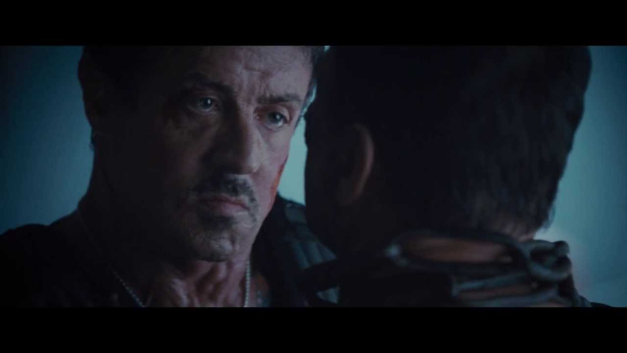 The Expendables 2  Final Fight Scene 1080p