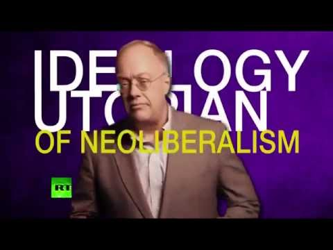 Chris Hedges enters the capitalist labyrinth with Rob Urie, explores wealth  across the U.S