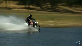 Jamie's Aqua Bike | MythBusters