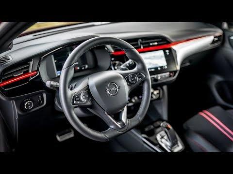 2020 Opel Corsa - INTERIOR