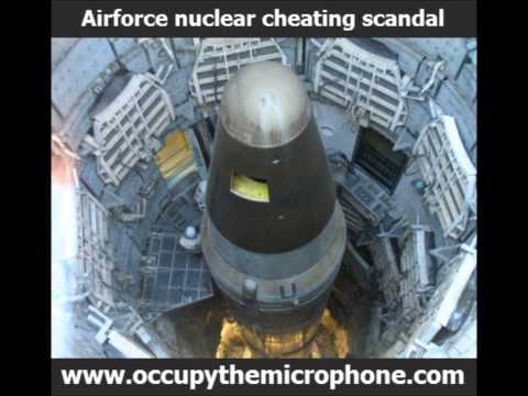 Another US Air Force nuclear scandal uncovered