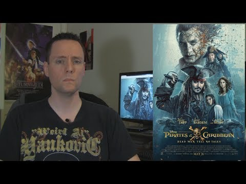 VLOG - Pirates of the Caribbean: Dead Men Tell No Tales