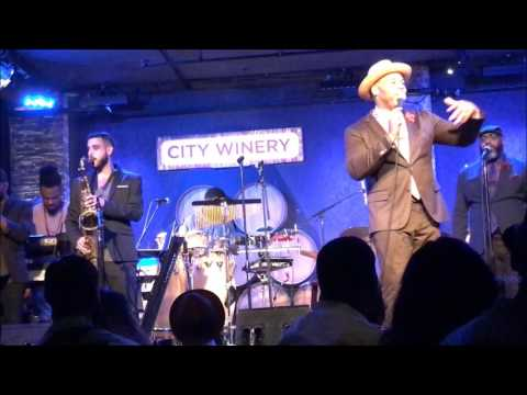Eric Roberson City Winery New York City 7/28/17