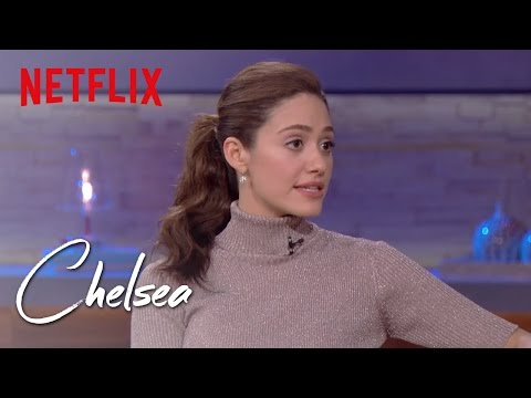 Emmy Rossum's Response to Twitter Hate  Chelsea  Netflix