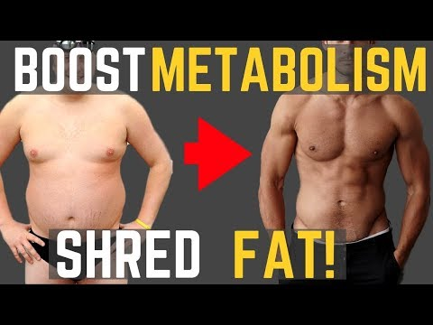 7 Hacks to INSTANTLY BOOST Metabolism and BURN Fat