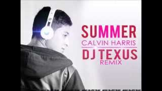 Summer - Texus (Audio Killers Remix) - Calvin Harris