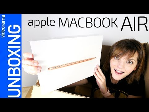 Apple MacBook Air unboxing -¿renovación (in)SUFICIENTE?-