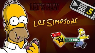 Les Simpsons : Hit & Run | Let's Play - Episode 5 : Les Symboles dans les champs de blés.
