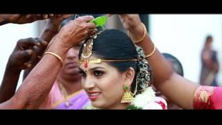 Beautiful Indian Wedding of Aravind - Savitha