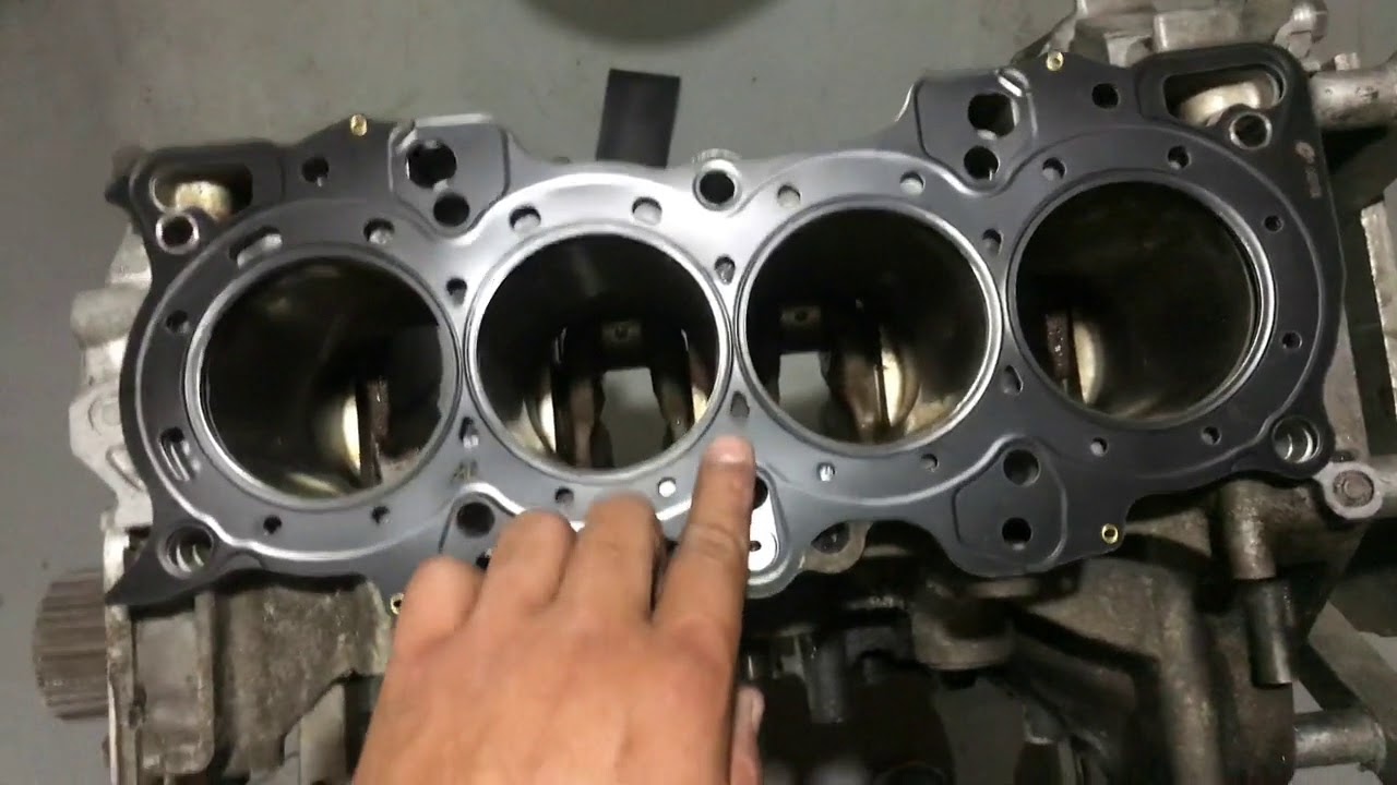 Supertech Performance Block Guard Acura Integra LS B18A B18B Engines