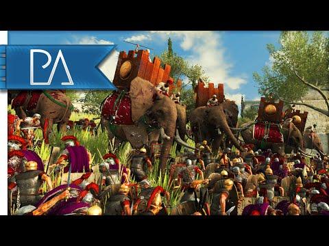 CARTHAGE UNDER SIEGE - Total War Rome 2 Gameplay