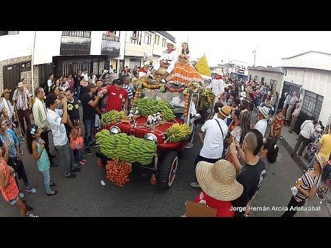 Desfile Yipao Calarca Quindio 2016 # 1