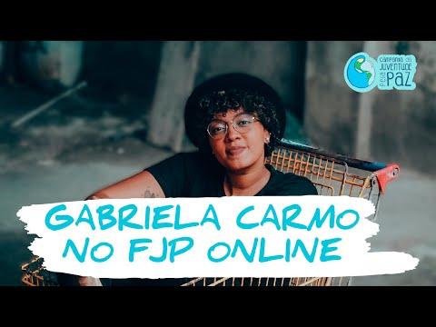 Gabriela Carmo: Reminescência e Que Barra — I FJP online - 01/11/20