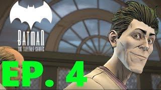 Batman - The Telltale Series Episode 4 -  Guardian Of Gotham (Full)
