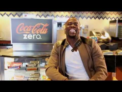 Behind The Scenes With Kevin Hart And Coke Zero At Regal Cinemas LA Live -- Regal Movies [HD]