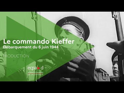 "Le ""commando Kieffer"" (ECPAD 2019)"