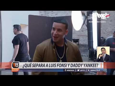 ¿Qué separa a Luis Fonsi y Daddy Yankee