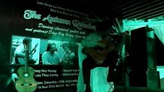 Tango en Skai - Vũ Nữ Thân Gầy - Guitarist Đặng Huy Hoàng
