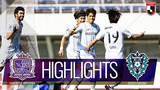 サンフレッチェ広島vsアビスパ福岡 J1リーグ 第11節