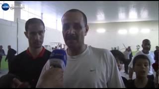 بلدية تيارت تشرد الرياضيين و تحول قاعتهم للحفلات