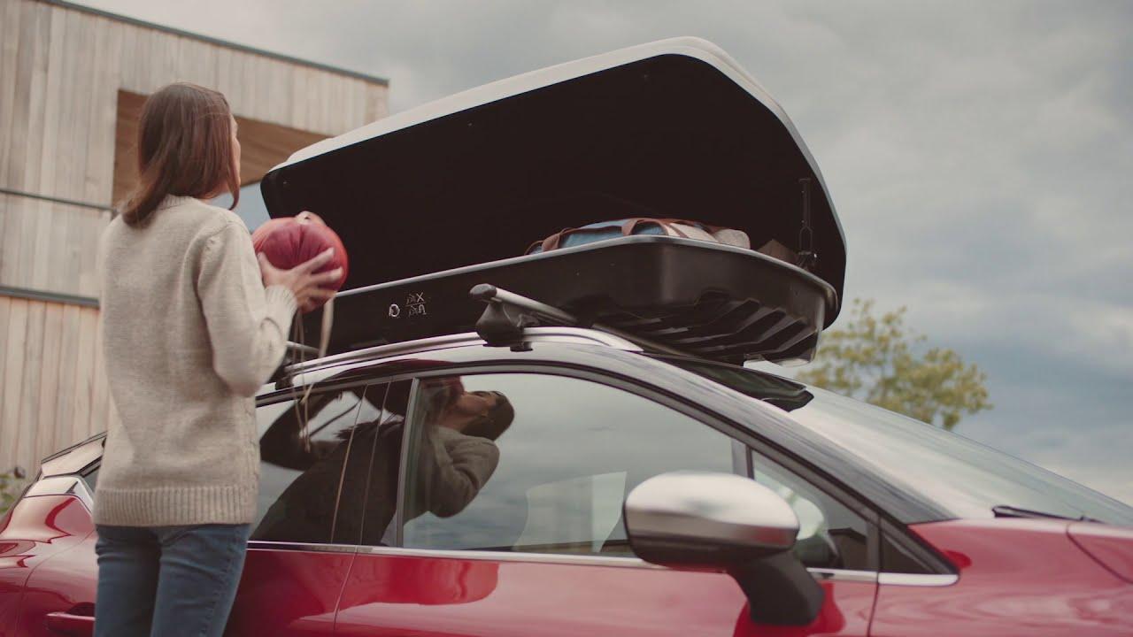 Der neue Renault CAPTUR - Zubehör