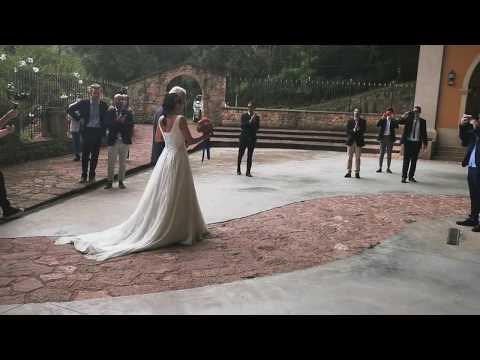 VÍDEO Primera boda tras el estado de alarma