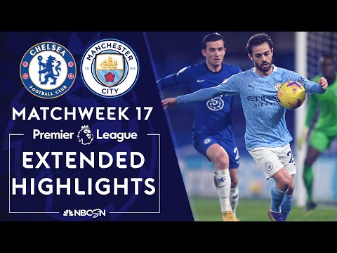 Chelsea v. Manchester City | PREMIER LEAGUE HIGHLIGHTS | 1/3/2021 | NBC Sports