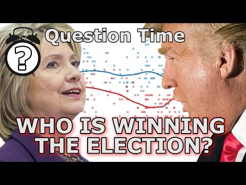 WHO IS WINNING THE ELECTION? - Hillary Clinton vs Donald Trump Head to Head - Polls Update