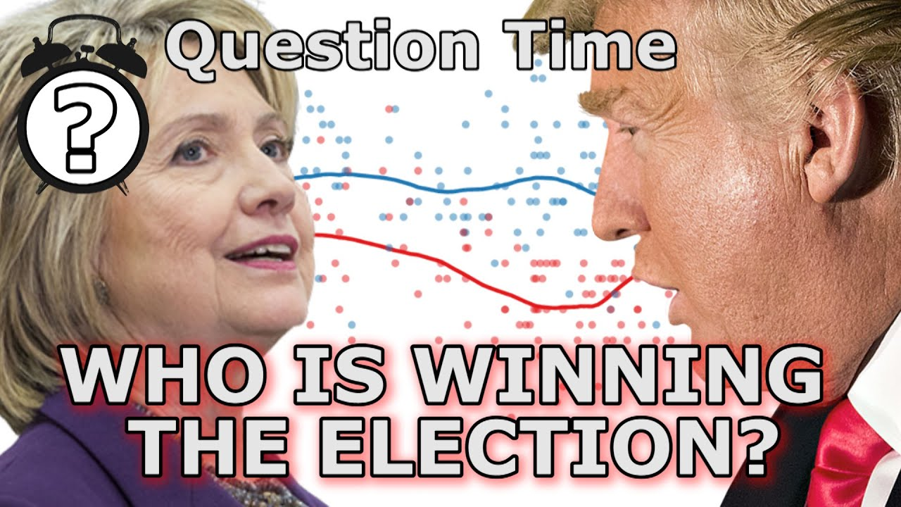 WHO IS WINNING THE ELECTION Hillary Clinton Vs Donald Trump - 18 hilarious reactions to donald trump winning the election