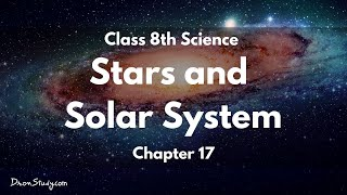 Class 8 Science Stars and solar system